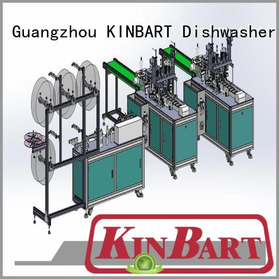 KINBART industrial dishwasher Suppliers for restaurant