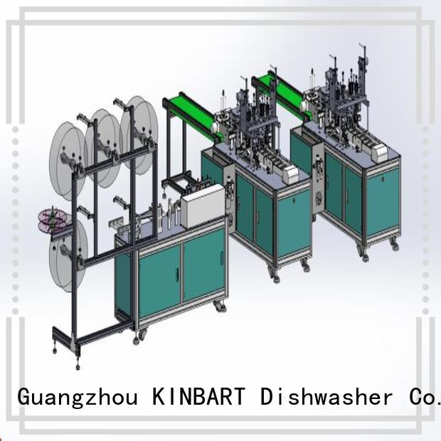 KINBART commercial dishwasher factory for kitchen