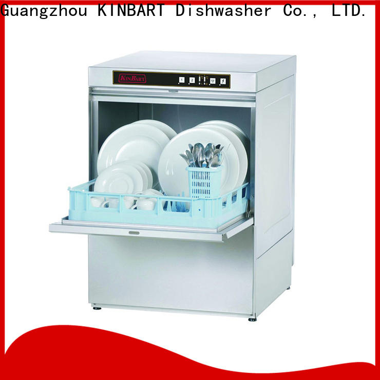 KINBART Top industrial dishwasher factory for restaurant