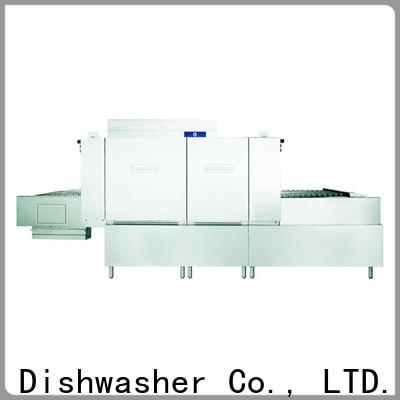 New industrial dishwasher for business for hotel