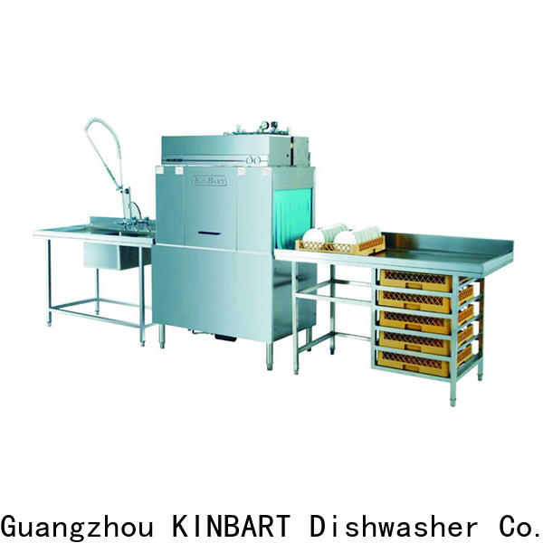 High-quality commercial dishwasher factory for restaurant