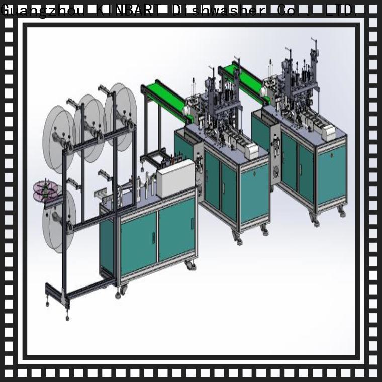 KINBART Latest restaurant dishwasher manufacturers for restaurant
