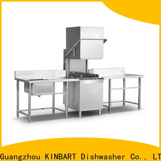 KINBART Top industrial dishwasher Supply for restaurant