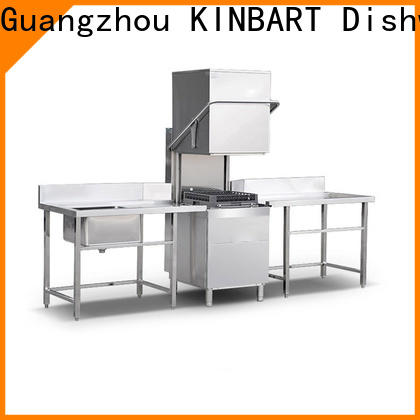 KINBART Top commercial dishwasher factory for kitchen