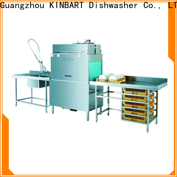 KINBART Best restaurant dishwasher factory for kitchen