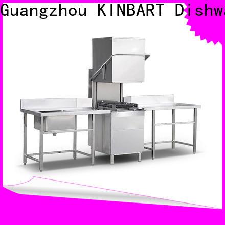 KINBART Best industrial dishwasher factory for kitchen