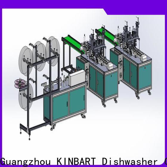 KINBART industrial dishwasher Supply for restaurant
