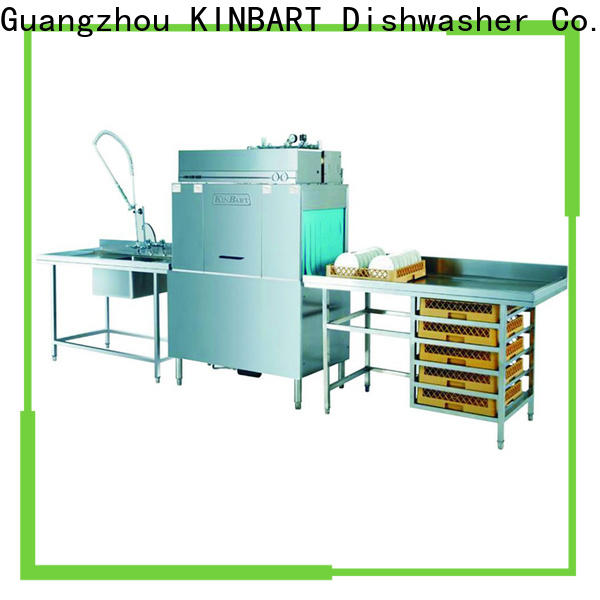KINBART industrial dishwasher company for hotel