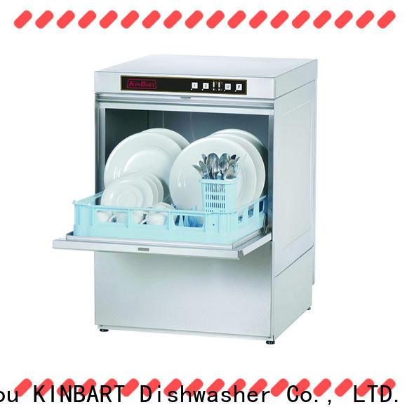 KINBART glass washing machine manufacturers for kitchen
