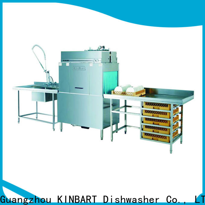 KINBART Best restaurant dishwasher for sale Supply for hotel