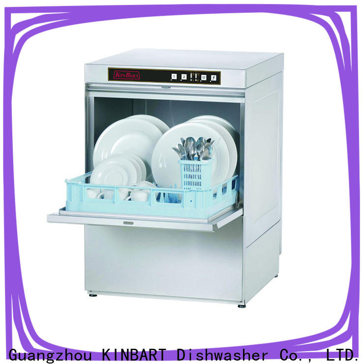 KINBART New commercial glass dishwasher Supply for kitchen