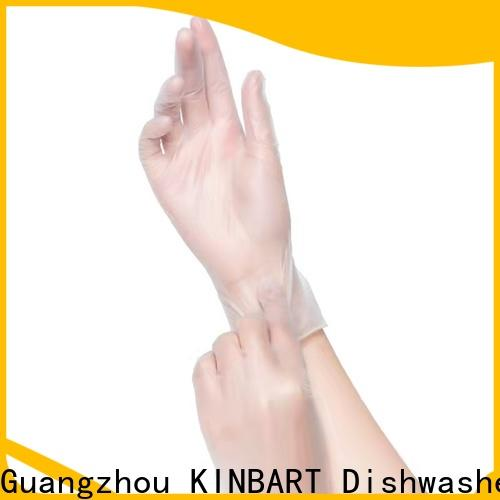KINBART Latest pvc dotted cotton gloves Suppliers