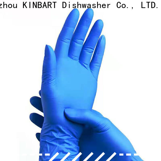 Latest nitrile examination gloves for business