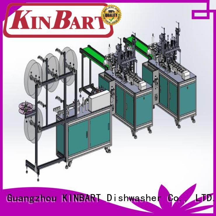 KINBART industrial dishwasher factory for restaurant