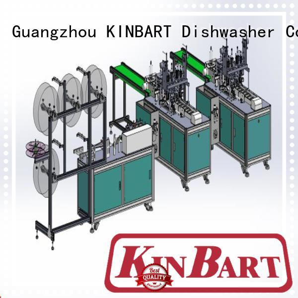 High-quality industrial dishwasher Supply for hotel