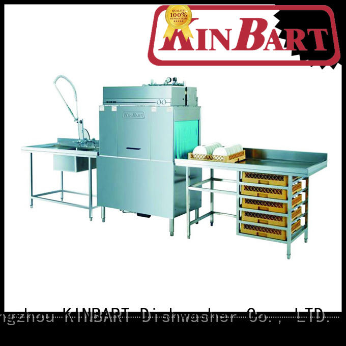 KINBART industrial dishwasher Suppliers for hotel