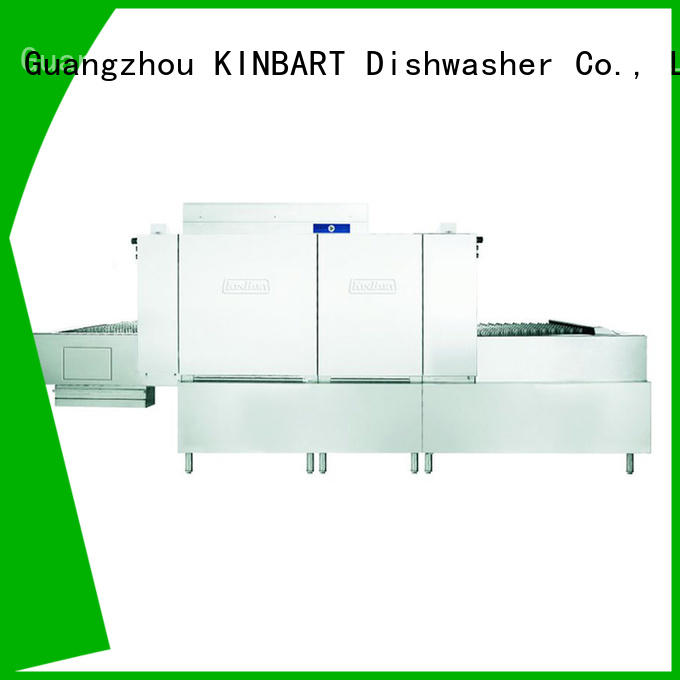 New industrial dishwasher for business for restaurant