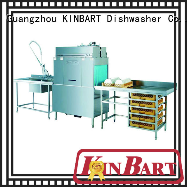 KINBART industrial dishwasher Supply for hotel