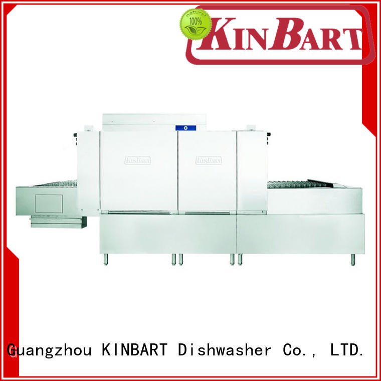 KINBART industrial dishwasher company for restaurant