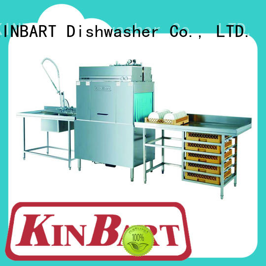 KINBART commercial dishwasher manufacturers for hotel