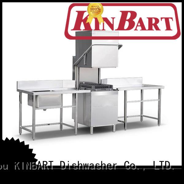 KINBART industrial dishwasher factory for restaurant