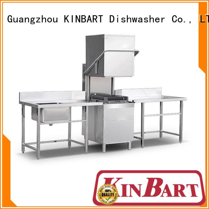 KINBART Custom commercial dishwasher manufacturers for hotel